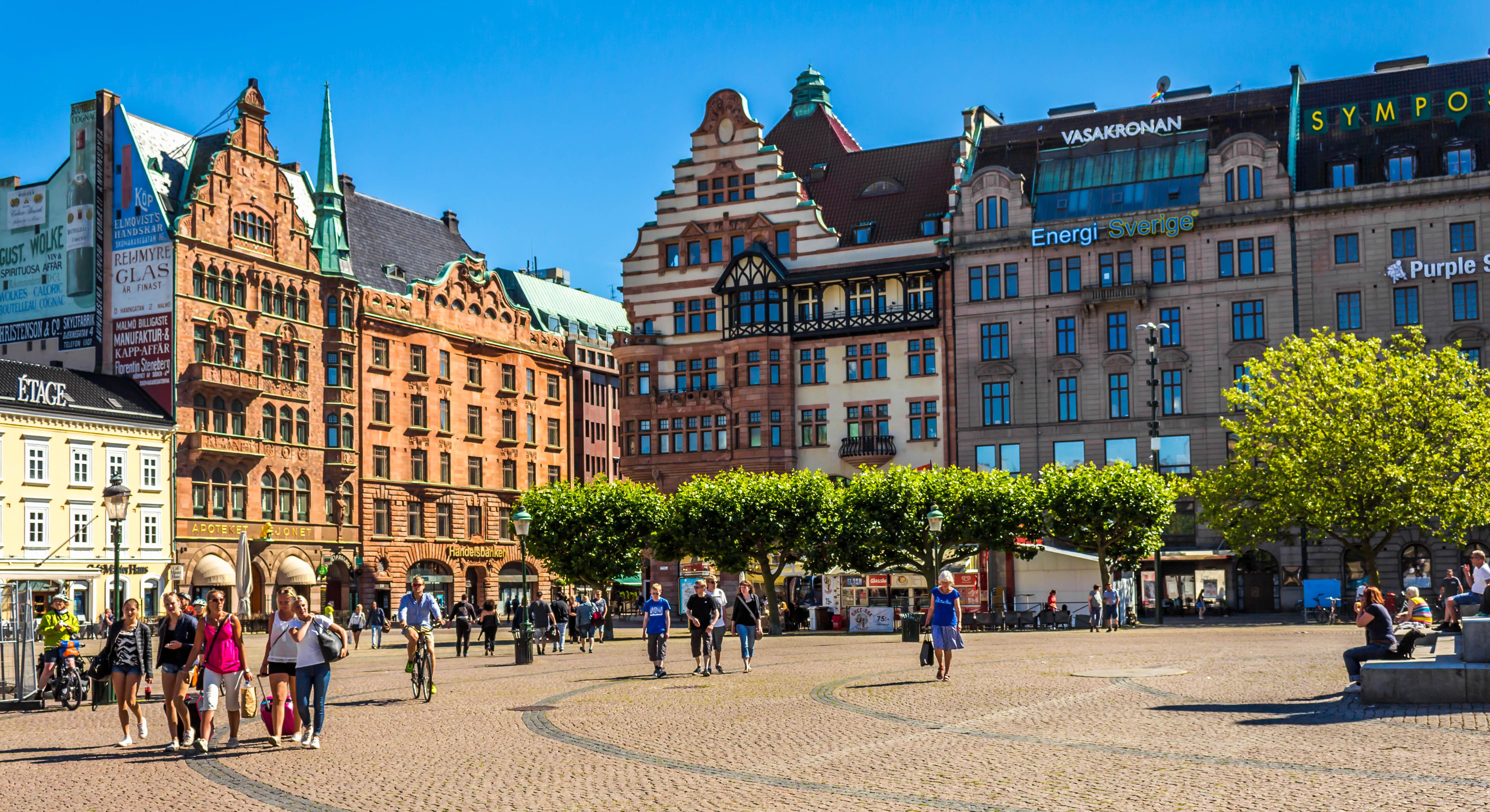 Resultado de imagen para Malmö