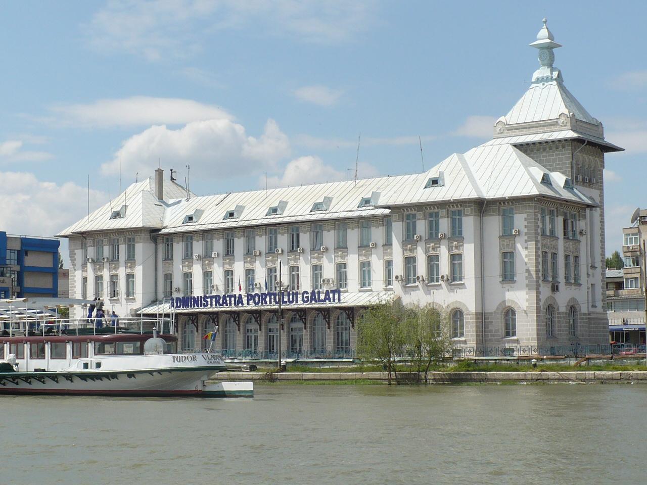 Administratia Portului Galati