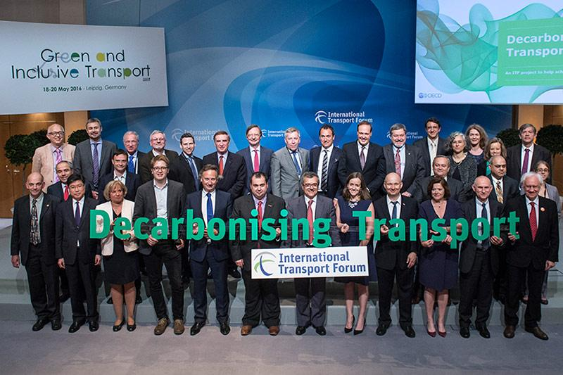 ITF Decarbonising Transport
