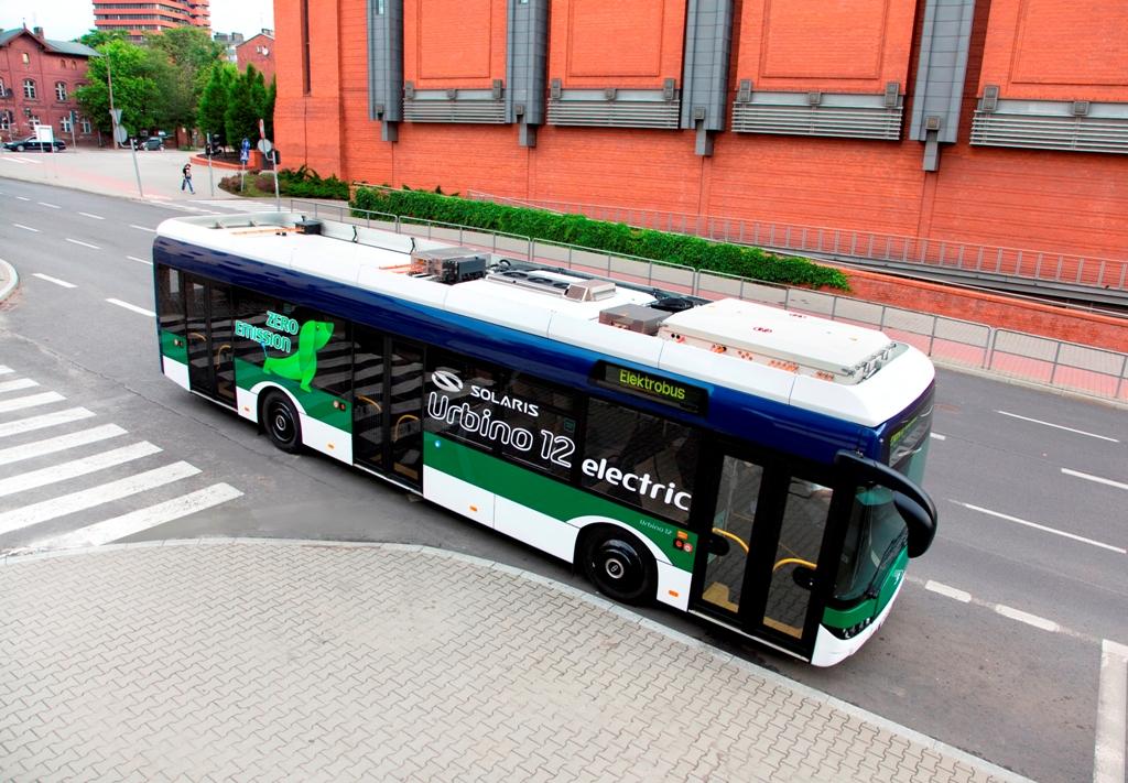 Standarde si principii pentru autobuze electrice