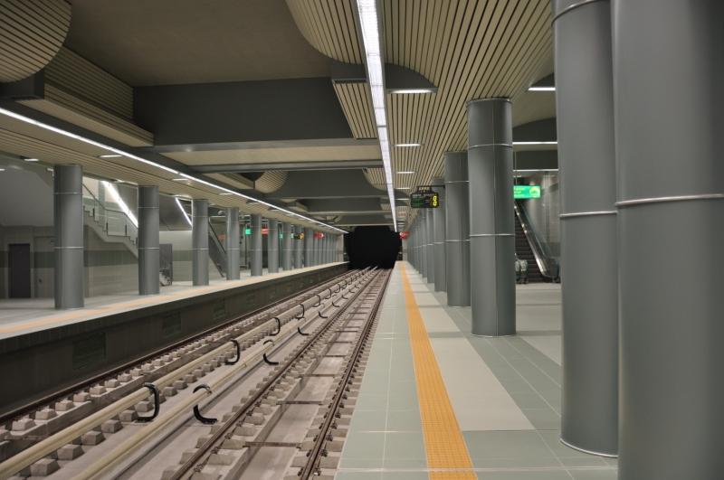 O noua linie de metrou extinsa in Sofia